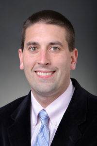 Scott Owczarek, registrar in the Division of Enrollment Management at the University of Wisconsin-Madison.