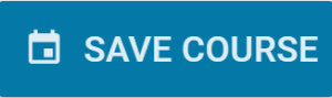 Save Course to cart icon